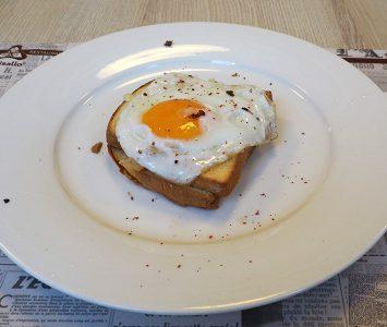 Frühstück im Ghisallo in Wien