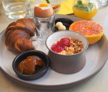 Frühstück im Stilbruch in Wien