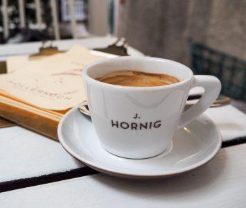 Frühstück im Hollerkoch in Wien