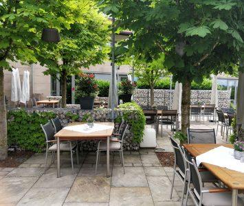 Brunch im Hotel Ammerhauser in Elixhausen