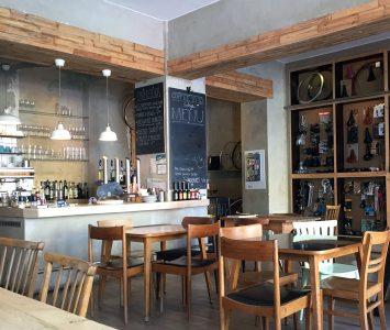 Frühstück im Culture Exchange in Graz