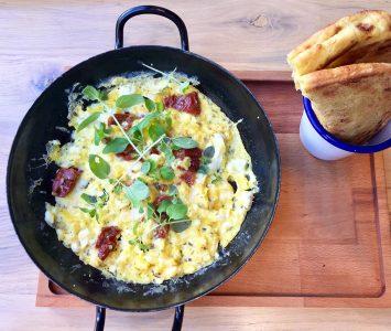 Frühstück im Marcos - Fresh Greek in Wien