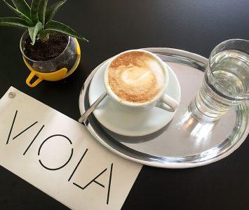 Frühstück im Viola in Wien