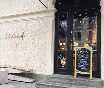 Frühstück im Martin Auer im Schillerhof in Graz