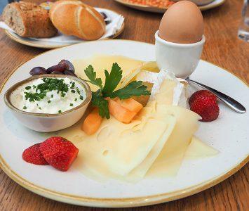 Frühstück im Schuhmeier in Wien