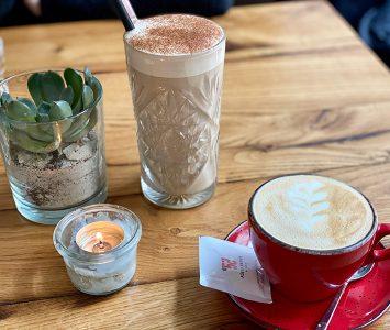 Frühstück im Café Zehnsiebzig in Wien