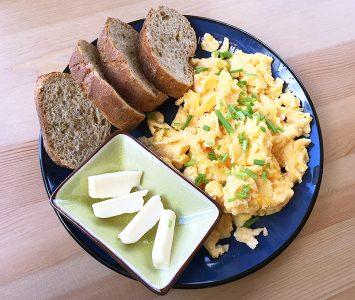 Frühstück im DirtWater in Wien