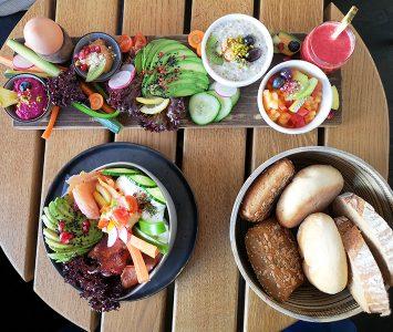 Frühstück im Nani in Söll