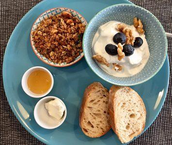 Frühstück im TILDAS in Wien