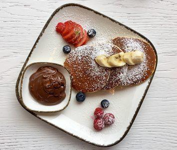 Frühstück im Le Firin in Wien