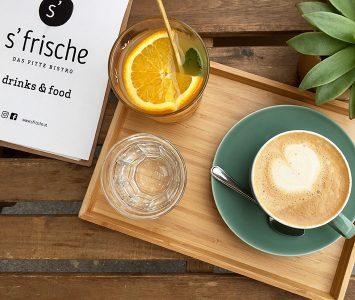 Frühstück im s'frische in Wien