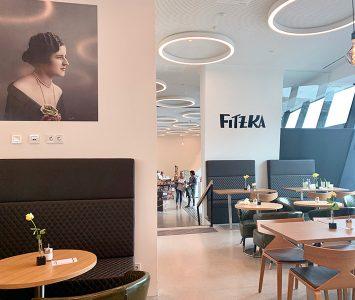 Frühstück im Poldi Fitzka in Krems