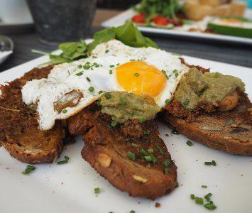 Frühstück im Casita in Mödling