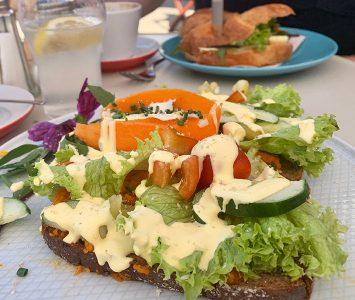 Frühstück im Lenz im Lend in Graz