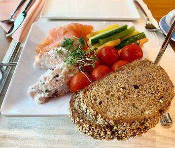 Frühstück in der Börserie in Linz