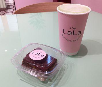 Frühstück im The Lala in Wien