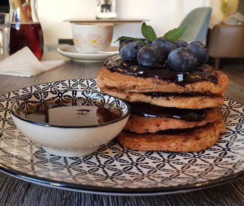 Frühstück im FIT.smartfood in Salzburg