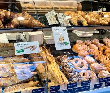 Frühstück im Haubis in Linz
