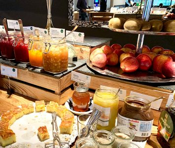 Brunch in der Uferei in Linz