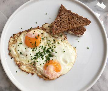 Frühstück im Babula in Wien