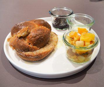 Frühstück im Gragger & Chorherr in Wien
