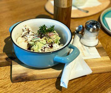 Frühstück im CouCou in Wien