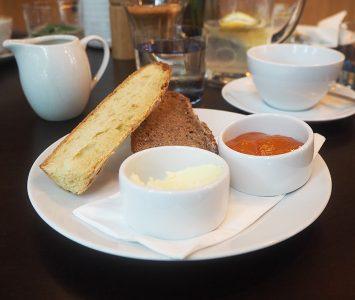 Frühstück im Dogenhof in Wien