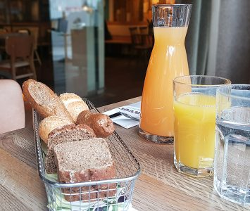 Frühstück im Xaver in Salzburg