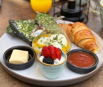 Frühstück im Ma Belle in Wien
