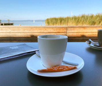 Frühstück im Das Fritz in Weiden am See