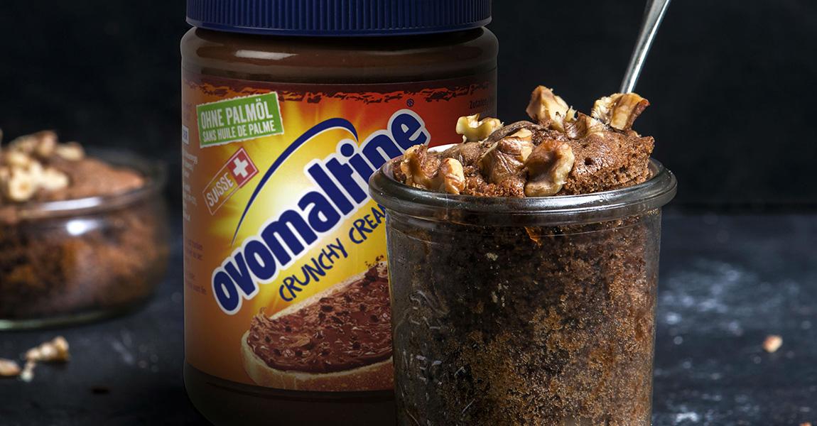 Schoko-Mug-Cake Rezept