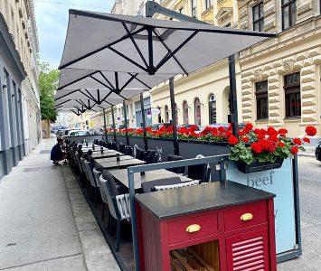 Brunch im Beef & Glory in Wien