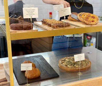 Frühstück im Peti Pari in Wien