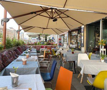Frühstück im Le Pic in Wien