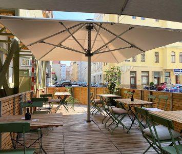Frühstück im Kraus in Wien